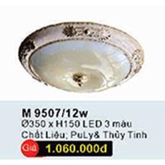 Đèn Ốp Trần Cổ Điển WQ3 M 9507/12W Ø350xH150