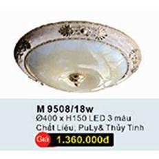 Đèn Ốp Trần Cổ Điển WQ3 M 9508/18W Ø400xH150