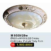 Đèn Ốp Trần Cổ Điển WQ3 M 9509/28W Ø500xH150