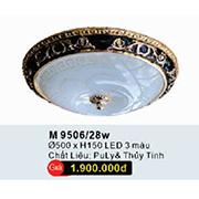 Đèn Ốp Trần Cổ Điển WQ3 M 9506/28W Ø500xH150