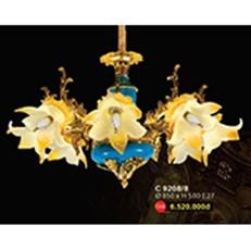 Đèn Chùm Châu Âu WQ3 C 9208/8 Ø850xH500