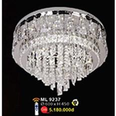 Đèn Mâm Led Pha Lê WQ3 ML 9237 Ø600xH450