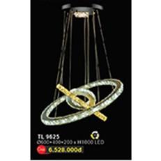 Đèn Thả Pha Lê WQ3 TL 9625 Ø600-400-200xH1000