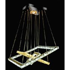 Đèn Thả Pha Lê WQ3 TL 9627 Ø600-400-200xH1000