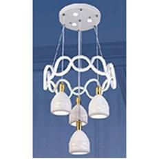 Đèn Thả LED WQ3 T 9542 Ø500xH1000