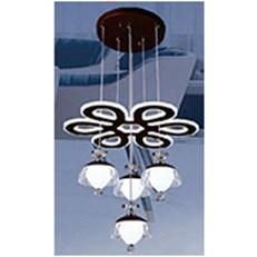 Đèn Thả LED WQ3 T 9324 Ø400xH1000