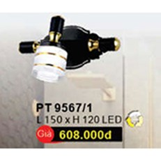 Đèn Soi Tranh WQ3 PT 9567/7 L150xH120