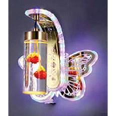 Đèn Tường Pha Lê Nến WQ3 V 9583/1 L190xH200