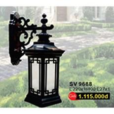 Đèn Vách Ngoại Thất WQ3 SV 9688 L220xH400
