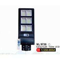 Đèn Led Năng Lượng Mặt Trời WQ3 NL 9726