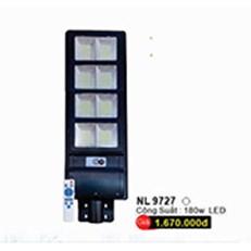 Đèn Led Năng Lượng Mặt Trời WQ3 NL 9727