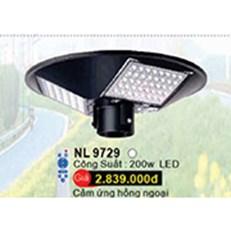Đèn Led Năng Lượng Mặt Trời WQ3 NL 9729
