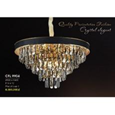 Đèn Chùm Pha Lê HP6 CFL 9904/600 Ø600xH400