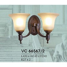 Đèn Tường Trang Trí HP6 VC 66567/2 L420xW240xH240