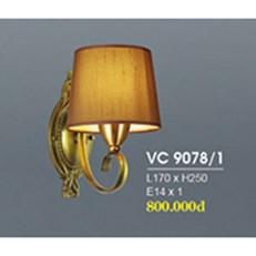 Đèn Tường Kiểu Ý HP6 VC 9078/1 L170xH250