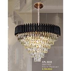 Đèn Chùm Pha Lê HP6 CFL 2233/800 Ø800xH520