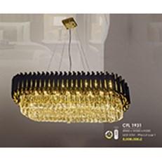 Đèn Chùm Pha Lê HP6 CFL 1931 Ø900xW300xH280