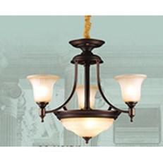 Đèn Chùm Châu Âu HP6 CC 66567/3 Ø550xH560+400