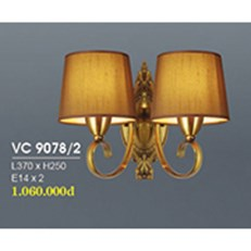 Đèn Tường Kiểu Ý HP6 VC 9078/2 L370xH250