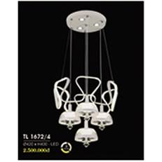 Đèn Thả LED HP6 TL 1672/4 Ø420xH400