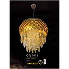 Đèn Thả Pha Lê HP6 TFL 1915 Ø500xH470