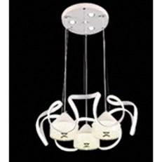 Đèn Thả LED HP6 TL 1671/3 Ø480xH400