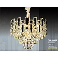 Đèn Chùm Pha Lê HP6 CFL 88638/600 Ø600xH420