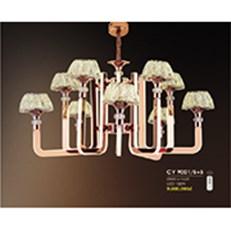 Đèn Chùm Pha Lê HP6 CY 9001/5+5 Ø880xH420