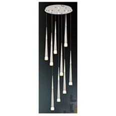 Đèn Thả Thông Tầng HP6 TL 6316/9 Ø650x150xH1500