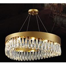 Đèn Chùm Pha Lê HP6 CFL 8099 Ø800xH750