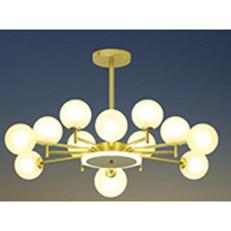 Đèn Chùm Nghệ Thuật HP6 TL 8676/12 Ø760xH700