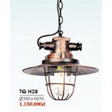 Đèn Thả Bàn Ăn HP6 TQ H28 Ø300xH270