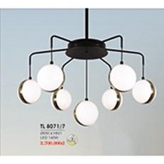 Đèn Chùm Nghệ Thuật HP6 TL 8071/7 Ø690xH841
