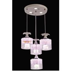 Đèn Thả LED HP6 TL 6330/4 Ø300xH1000