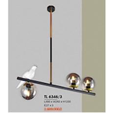 Đèn Thả Nghệ Thuật HP6 TL 6346/3 L800xW260xH1200
