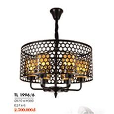 Đèn Chùm Nghệ Thuật HP6 TL 1996/6 Ø610xH380