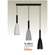 Đèn Thả Bàn Ăn HP6 TL 302/3 L500xH1000