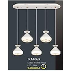 Đèn Thả Bàn Ăn HP6 TL 6339/5 L600xW150xH1000