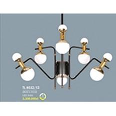 Đèn Chùm Nghệ Thuật HP6 TL 8032/12 Ø650xH530