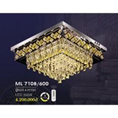Đèn Mâm Pha Lê HP6 ML 7108/600 600xH390