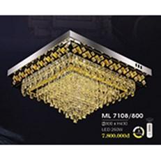Đèn Mâm Pha Lê HP6 ML 7108/800 800xH430