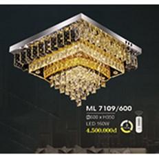 Đèn Mâm Pha Lê HP6 ML 7109/600 600xH350
