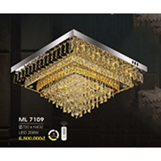 Đèn Mâm Pha Lê HP6 ML 7109/700 700xH450