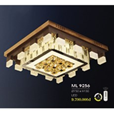 Đèn Mâm Pha Lê HP6 ML 9256/750 Ø750xH130