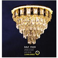 Đèn Mâm Pha Lê HP6 MLF 7028 Ø500xH400