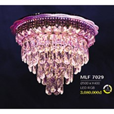 Đèn Mâm Pha Lê HP6 MLF 7029 Ø500xH400