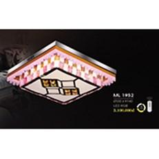 Đèn Mâm Pha Lê HP6 ML 1952 500xH140