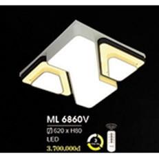 Đèn áp trần LED HP6 ML6860V 620xH80