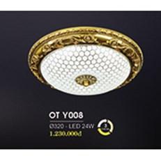 Đèn Ốp Trần Cổ Điển HP6 OT Y008/320 Ø320