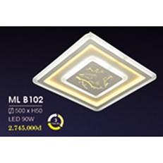 Đèn áp trần LED HP6 ML B102 500xH50